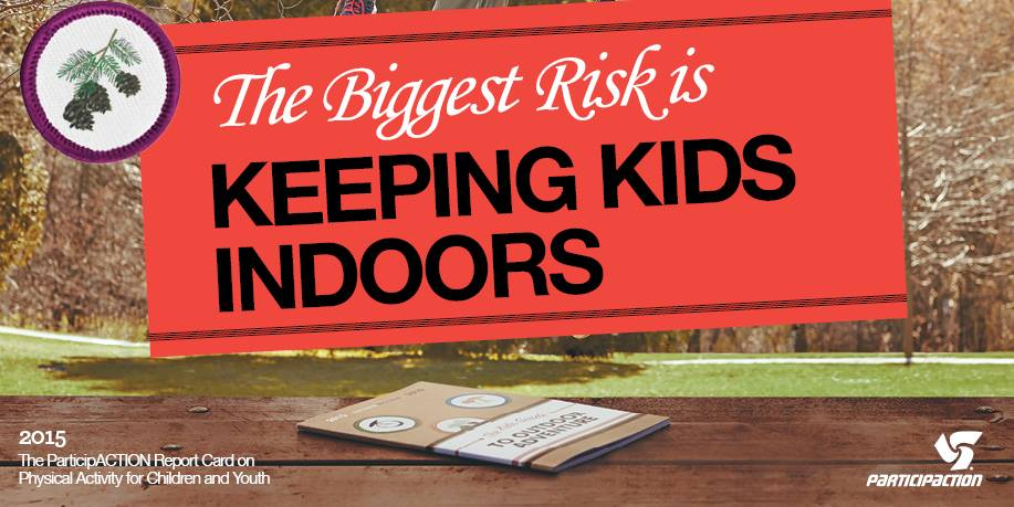Keeping Kids Indoors